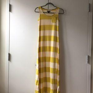 Tommy Hilfiger Striped Maxi Dress